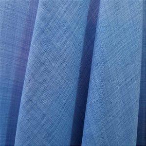 Crepe Armani Stretch Azul 1,50mt de Largura