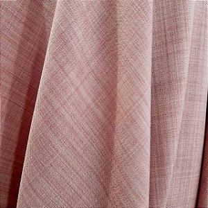 Crepe Armani Stretch Rosé 1,50mt de Largura