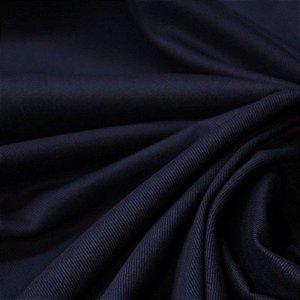 Tecido Brim Pesado Azul Marinho 1,60mt de Largura