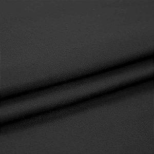 Tecido Brim Leve Cinza Chumbo 1,60mt de Largura