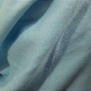 Soft Liso Azul Bebê 1,60mt de Largura