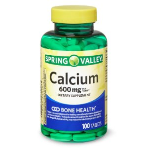 Spring Valley Cálcio 600 mg