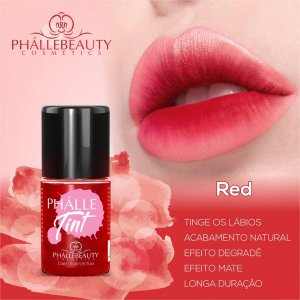 Phallebeauty Batom Lip Tint Red