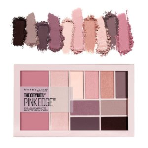 Maybelline The CityKits Pink Edge Paleta