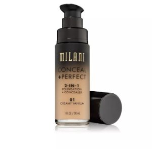 Milani Base Conceal + Perfect 01