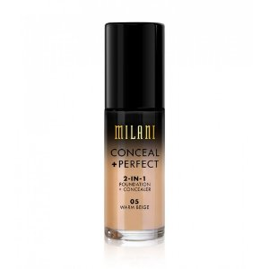 Milani Base Conceal + Perfect 05