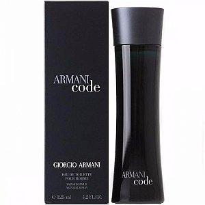 Armani Code Giorgio Armani Perfume Masculino Edt 125 ml