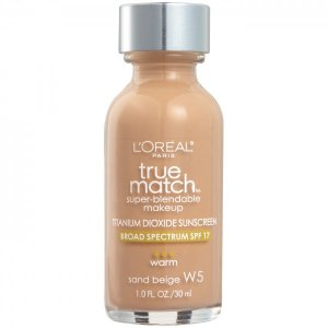 Loreal Paris Base True Match Super Blendable Base W5