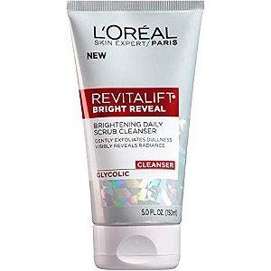 Loreal Paris RevitaLift  Gel Esfoliante de limpeza com Ácido Glicólico 150 ml