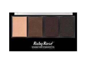 Ruby Rose Sombra Para Sobrancelhas