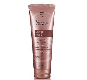 Shampoo Siàge Nutri Rosé 250ml