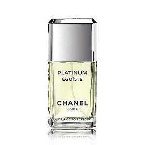 Platinum Egoiste . Chanel . Eau De Toilette   Decanter