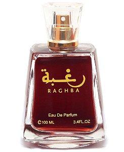 Raghba . Lattafa . Eau De Parfum   Decanter