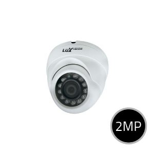CAMERA LUXVISION ECD 3X1 ( AHD, HDTVI, SD ) DOME 2MP FULL HD 1/2.7 20M 3.6MM IP67 LVC5360D3