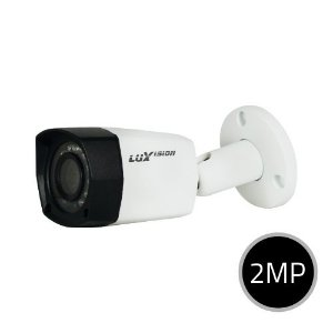 CAMERA LUXVISION ECD 3X1 ( AHD, HDTVI, SD )  BULLET 2MP 1080P FULL HD 1/2.7 20M 3.6MM IP67 LVC5360B3