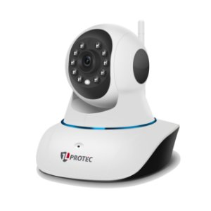 Câmera Ip Jl Protec Pantilt 1.0mp Ir-cut Onvif - Hd - Wifi