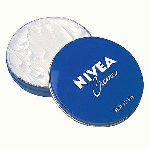 NIVEA Creme Hidratante Lata 56g