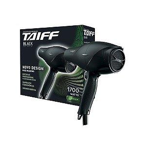 Secador Taiff Black 1700w 1un.