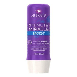 Aussie Creme Tratamento Moist 3 Minutos Miracle 236ml