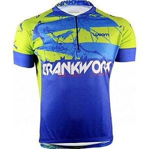 Camisa de Ciclismo Essence Crankworx - Woom