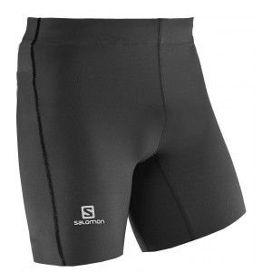 Short Salomon Velocity Tight Masculino
