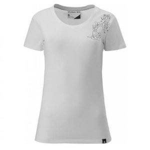 Camiseta Salomon Polylogo Feminina