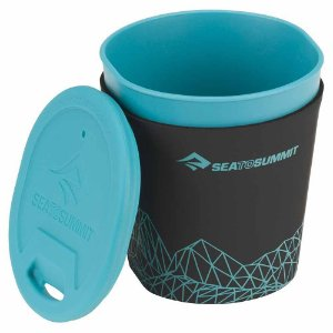 Copo Térmico com Tampa Deltalight InsulMug Sea to summit