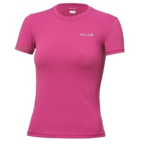 Camiseta Solo Ion UV Feminina