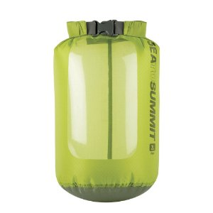 Saco Estanque Sea To Summit - Ultrasil View Dry Sack 2 Litros Verde