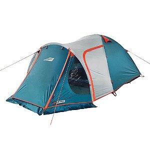 Barraca Camping Impermeável Nautika Indy GT 3/4 Pessoas