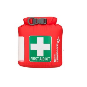 Saco Estanque Primeiro Socorros Dry Sack First Aid Day Use 1 Litro - Sea To Summit