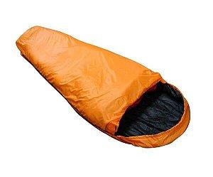 Saco de Dormir Camping Nautika Micron-X Lite 5°c a 8°c Laranja