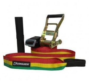 Slackline Reggae 10m X 45mm