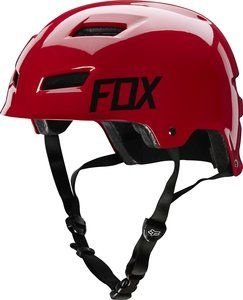 Capacete FOX Transition Hardshell Red