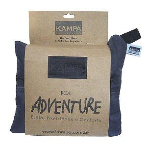 Rede de Descanso Compacta Adventure Kampa Cinza