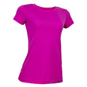 Camiseta Conquista Dry Cool Uv 50 Feminina