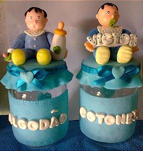 kit Potinhos decorados (PRODUTO SOB ENCOMENDA)