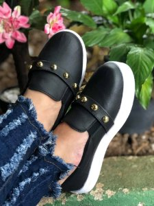 Tênis Slip On Tachinhas
