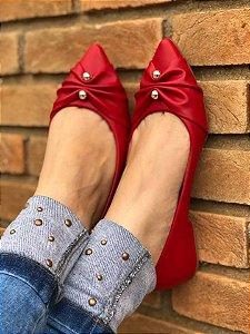 Sapatilha Elegance Vermelha