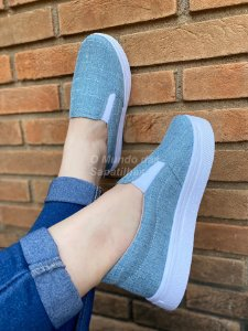 Tênis Slip On Ipanema Aqua