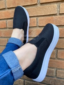 Tênis Slip On Ipanema Preto