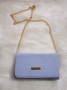 Bolsa Quadrada Azul
