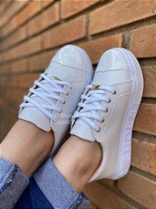 Tênis Cadarço Shoes Branco