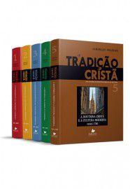 Box Kit Tradição Cristã - com 5 volumes