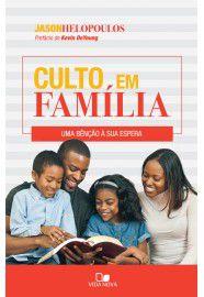 Culto em Família - Uma bênção à sua espera