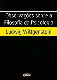 Observação sobre a filosofia da Psicologia