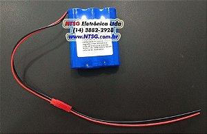 Bateria para Monitor Bionet BM-3