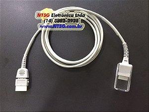 Cabo Extensor para Sensor de Oximetria monitor BCI