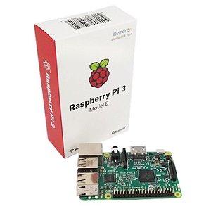 Raspberry Pi3 Pi 3 Model B Quadcore 1.2ghz Pronta Entrega