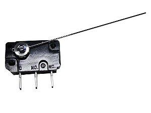 Micro Switch Coin (agulha) Para Ficheiros Fliperama Bartop